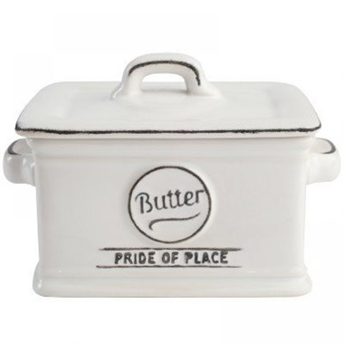 Масленка T&G / Pride of Place Cool White / Белый